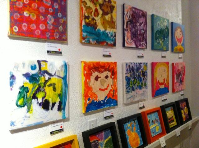 Raising Artists 2014