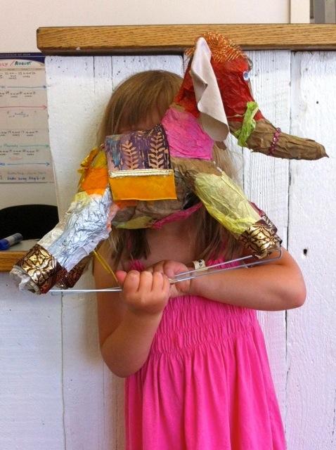 summer kids art